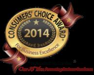 2014 Consumers's Choice Award Winners